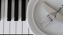 music-food