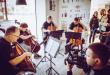 Keliaujančios violončelės ir pasaže!