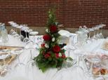 Reception and banquet catering